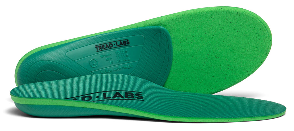 Ramble Comfort Insoles from Tread Labs