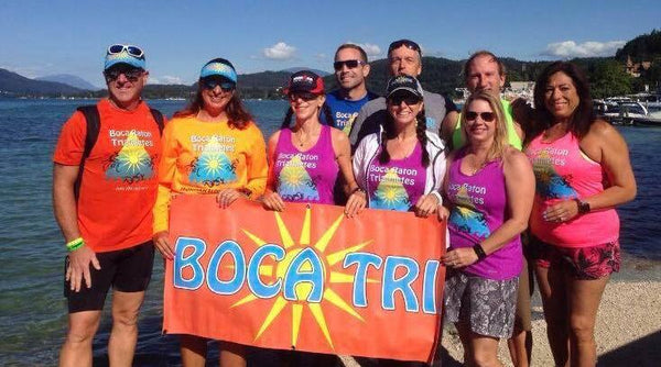 Boc Triathlon Club in Brazil