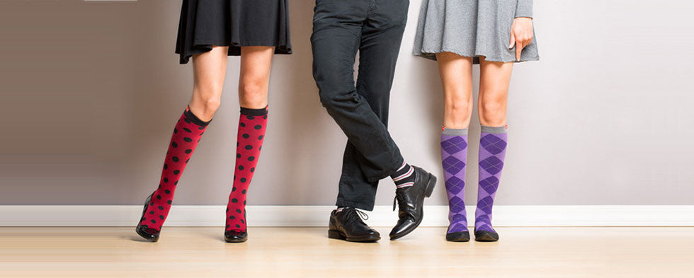 Compression Socks - 5 reasons to try them today