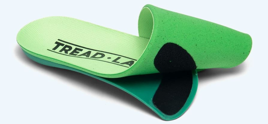 Tread Labs Two Part Insole System