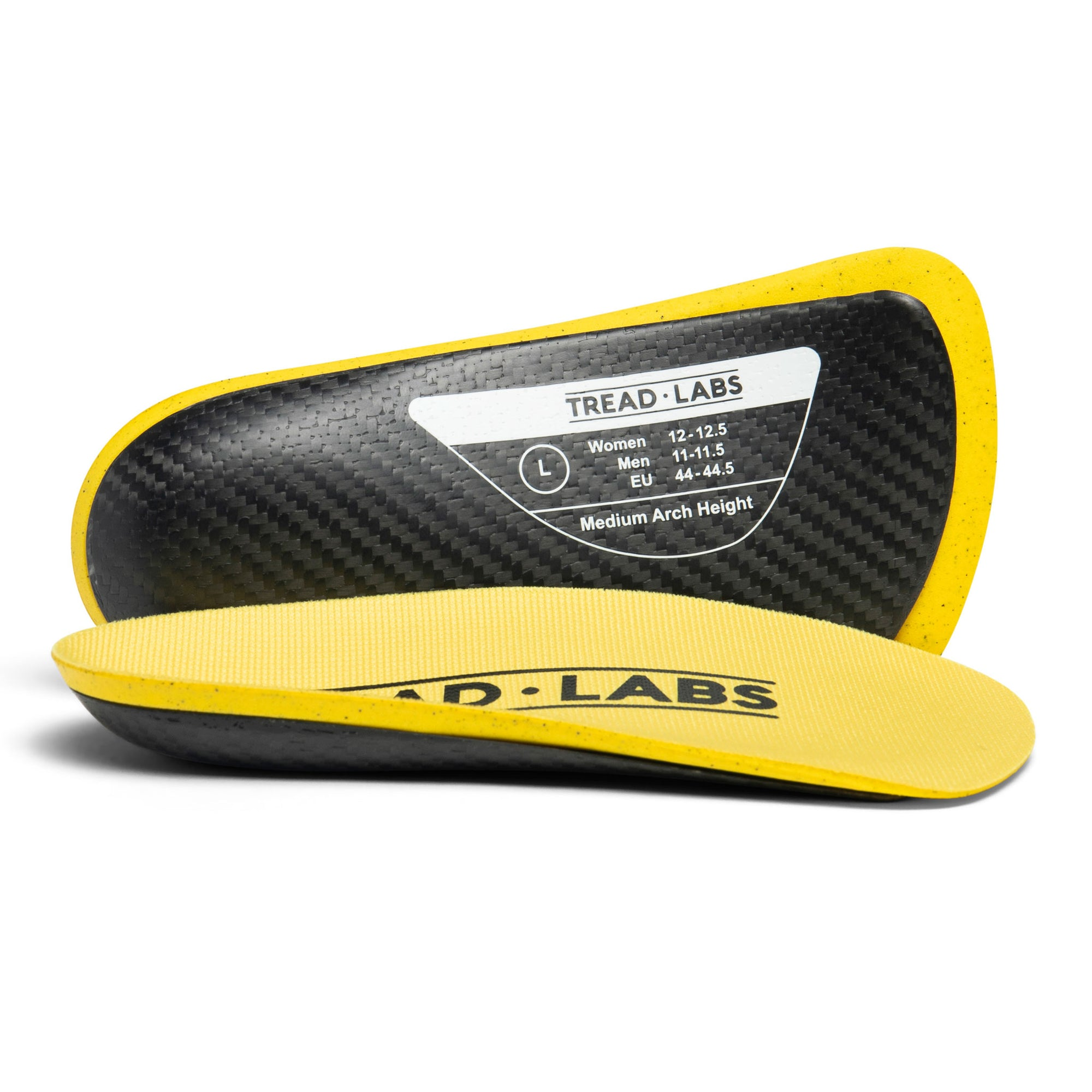 Dash Short Insoles From Tread Labs