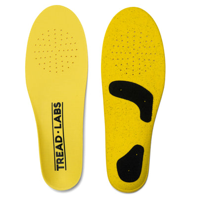 Dash Thin Insole Replacement Top Covers From Tread Labs