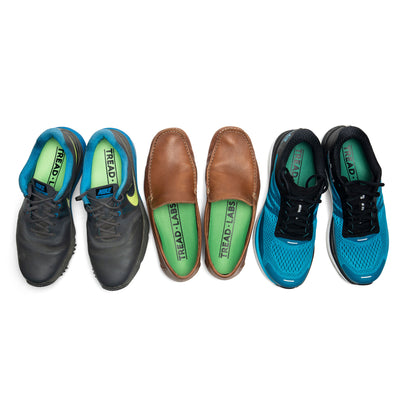Ramble Comfort Insoles Kit For Men's Shoes