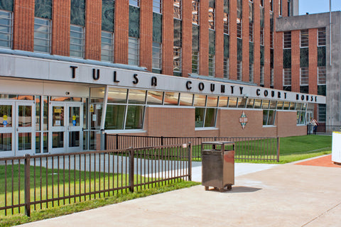 Tulsa County Process Of Service