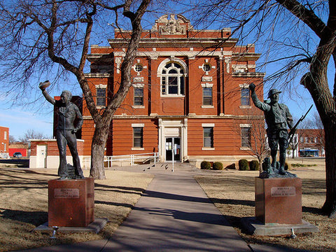 Kiowa County Process Of Service