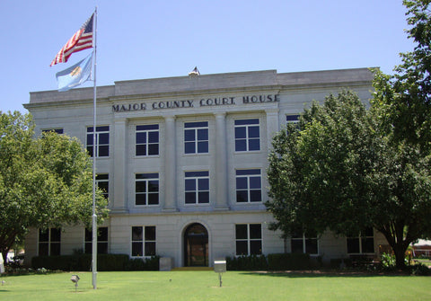 Major County Process Of Service
