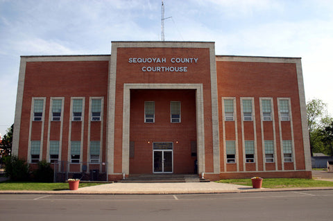 Sequoyah County Process Of Service