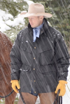 Wyoming Traders  3 Way Winter Coat - Dusty Cowboy