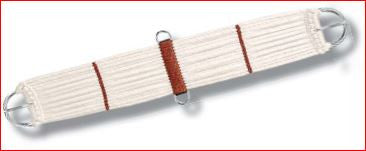 Oxbow girth 15 Strand Straight - Dusty Cowboy