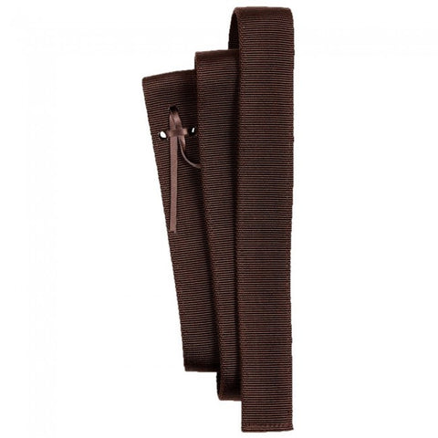 "Royal King Nylon Tie Strap - Brown - 2"" x 6ft - Dusty Cowboy"