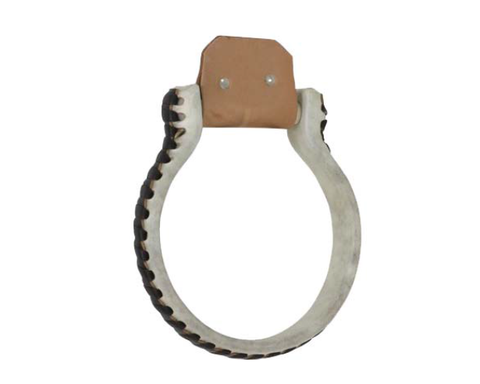 Round Oxbow Stirrups - Dusty Cowboy