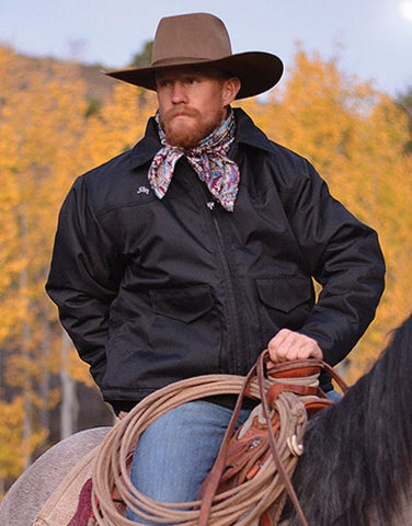 All Weather Coat Wyoming Traders - Dusty Cowboy