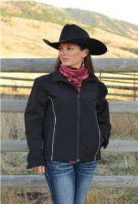 Ladies Cheyenne Jacket - Dusty Cowboy