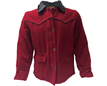 Women's Wool Ranch Coat