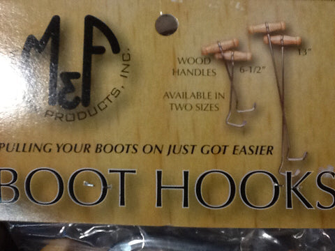 Boot Hooks - Dusty Cowboy