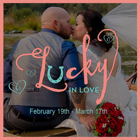Lucky in Love Bridal Gown Sample Sale