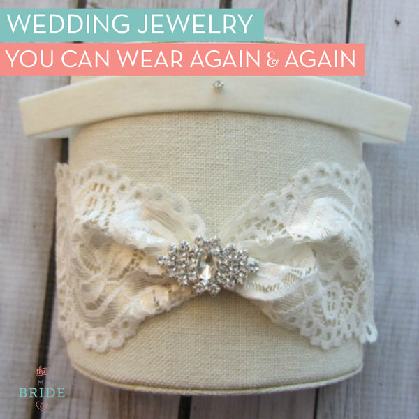 wedding jewelry you can wear again