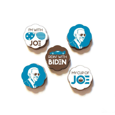 Team Joe 2020 - Small Batch Chocolate Caramels