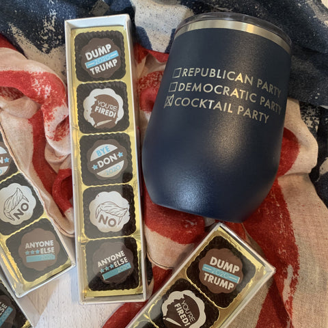 Voter Survival Kit - Cocktails & Chocolate