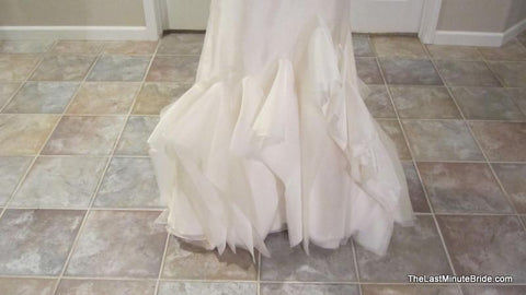 New With Tags/ Unaltered Condition Wedding Dress