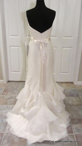 26.0 Waist Wedding Dress