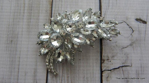 Leaf Love Brooch