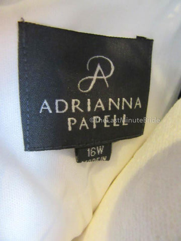 Adrianna Papell 041877531 Size 16W