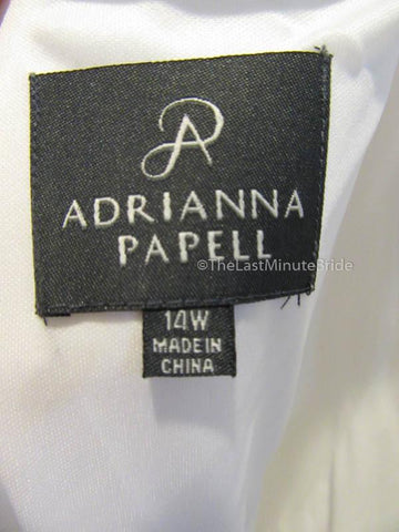 Adrianna Papell 041877531 Size 14W