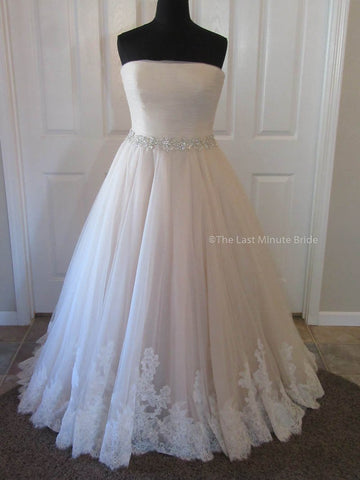 100% Authentic Allure 9168 Wedding Dress