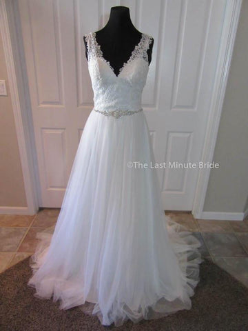 Allure Bridals 9205 Size 6