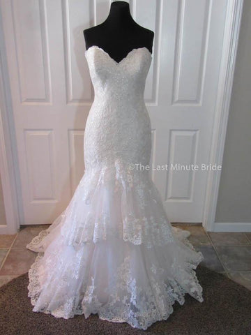 100% Authentic Allure 2958 wedding dress from The Last Minute Bride.
