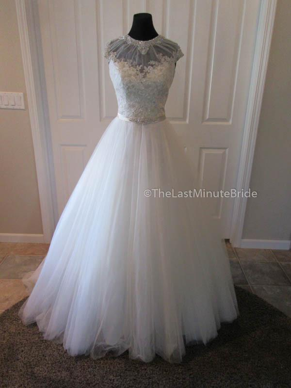 Bridal Gowns - The Last Minute Bride