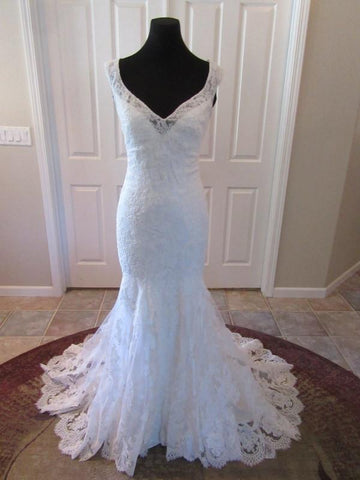 Allure Bridal Gown Style 2800 Wedding Dress