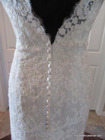 Allure Bridals 9000 size 12