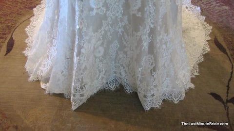 Allure Bridals 9068 size 8