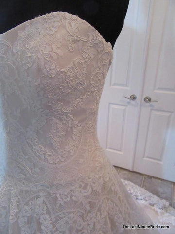 Allure Bridals 9121 sold out