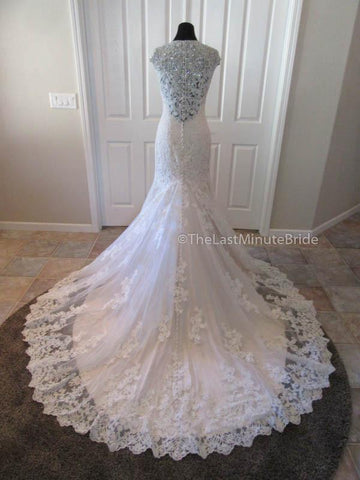 Allure Bridals 9307 size 8