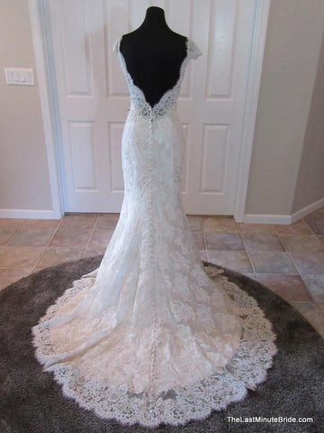 Allure Bridals 9313 size 16 sold out