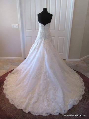 Allure Bridals Allure Couture C301