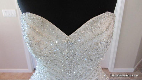 Allure Bridals C303 - Couture