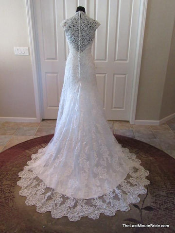 Allure Bridals C309 Couture
