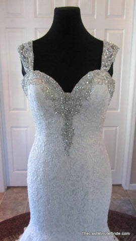 Allure Bridals Couture C325