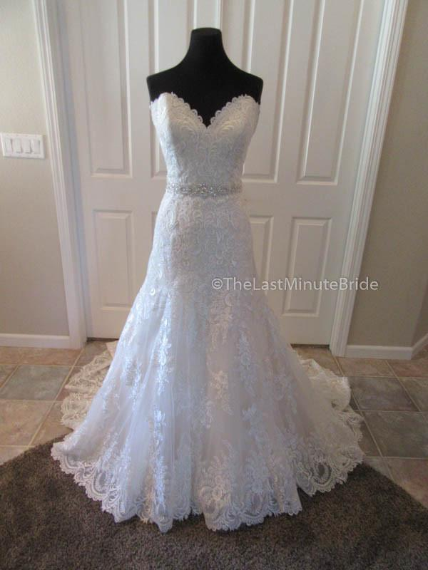 Allure Bridals 9302 - The Last Minute Bride
