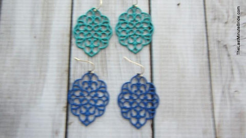 Airy Dangle Earrings