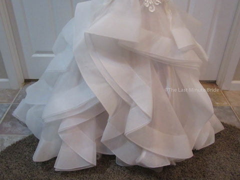 The Last Minute Bride Blakely Marie Size 12 (In Stock)
