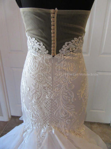 Blakely Rose by The Last Minute Bride (Made to Order Size 2 -34)