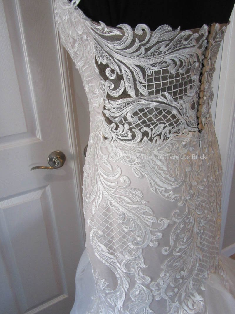 Blakely by The Last Minute Bride (Made to Order Size 2 -34)