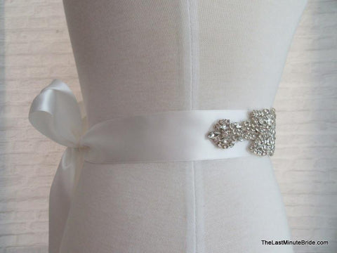 Rhinestone Beaded Belt Style: London
