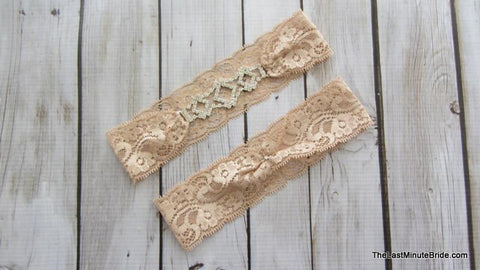 Bridal Garter Style: Love Affair (set)