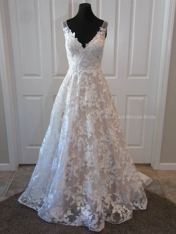 Made to Order 100% Authentic Candice by Last Minute Bride Wedding Dress